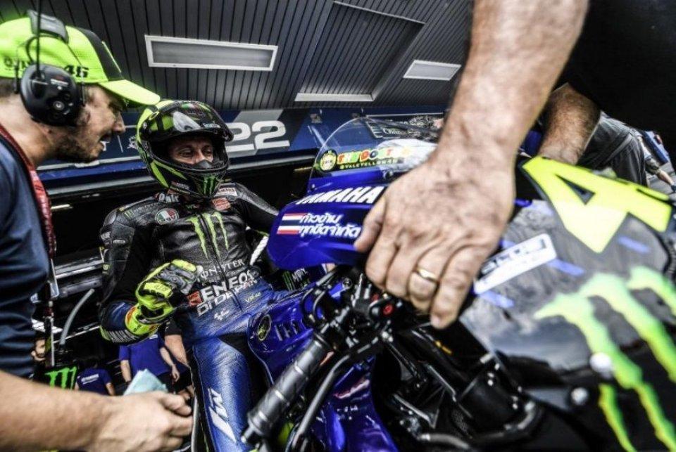 "MotoGP: Rossi: ""I'm not happy, but I have several solutions for Montegi."""