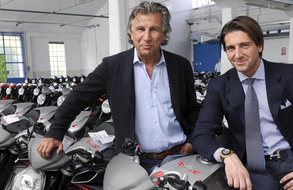Moto - News: Novità in casa MV Agusta: torna Massimo Bordi