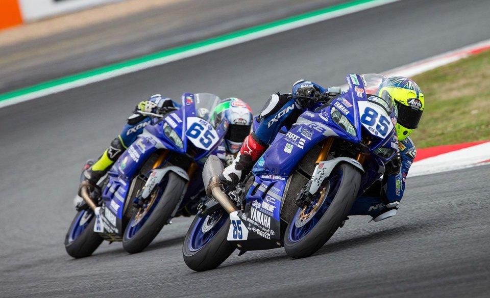 SBK: Nasce il Campionato Europeo Yamaha R3: 8 gare ed un costo accessibile