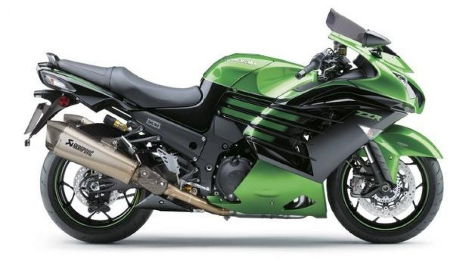 Moto - News: Kawasaki ZZR1400, dal 2021 sarà fuori listino