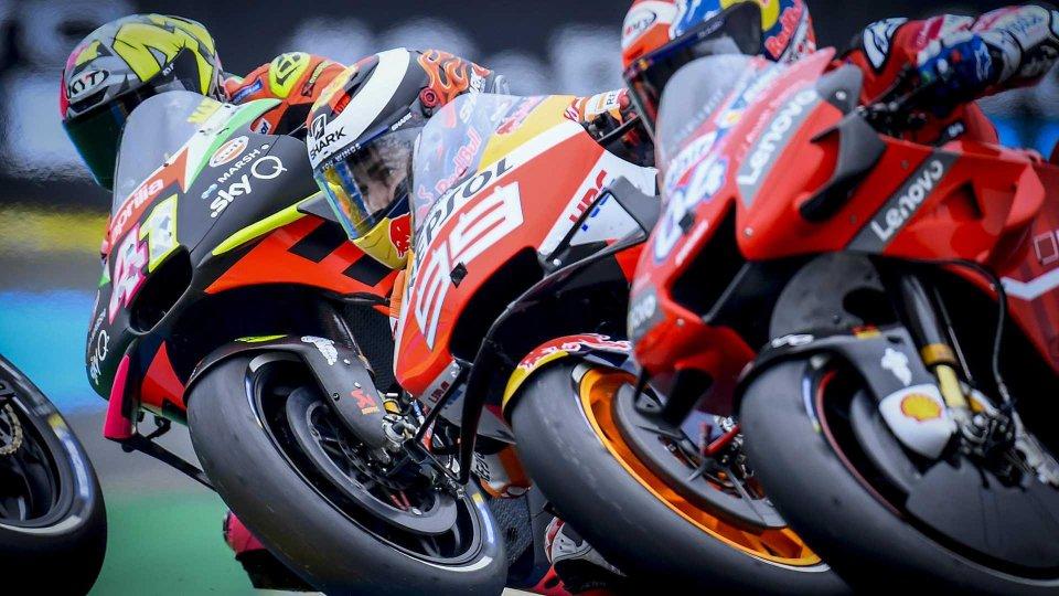 Moto - News: MotoGP 2019, gli orari della gara di Valencia
