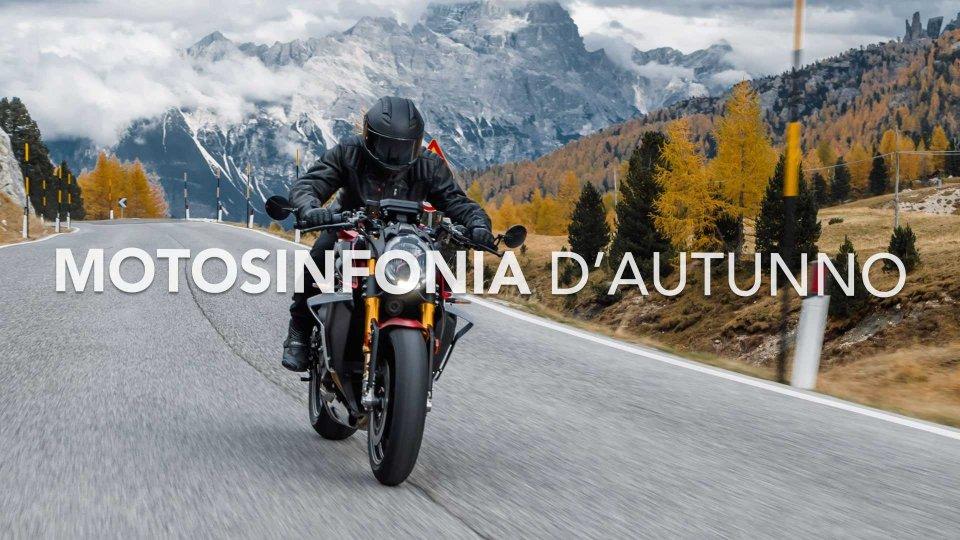 Moto - News: MV Agusta, omaggio alle strade più belle d'Italia [VIDEO]