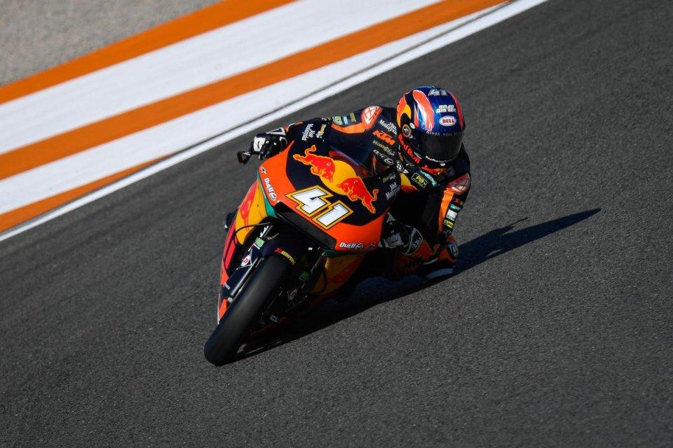 Moto2: FP3: Binder ancora da record, Di Giannantonio insegue