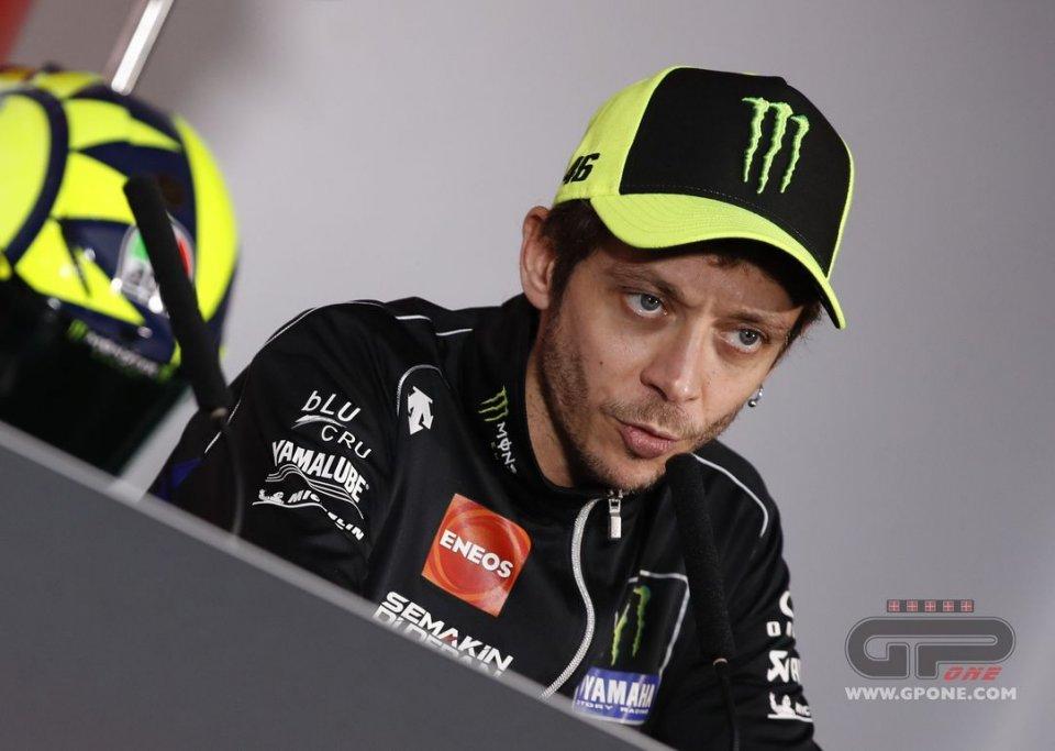 "MotoGP: Rossi: ""Lorenzo come tester Yamaha? Magari!"""