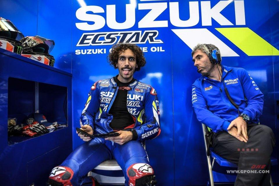 MotoGP: Facce da test: i piloti dietro le quinte a Jerez