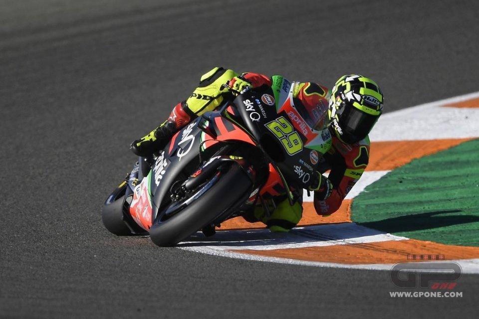 """MotoGP: Iannone: """"Lo sfogo dopo l'incendio? Ero spaventato e arrabbiato"""""""