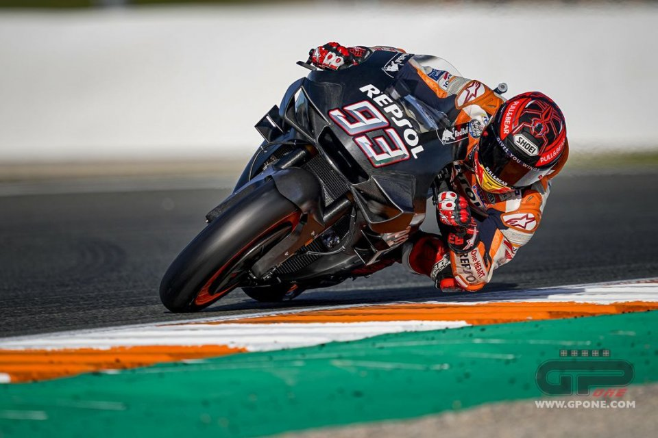 MotoGP: Two days of testing in Jerez, innovations before winter break