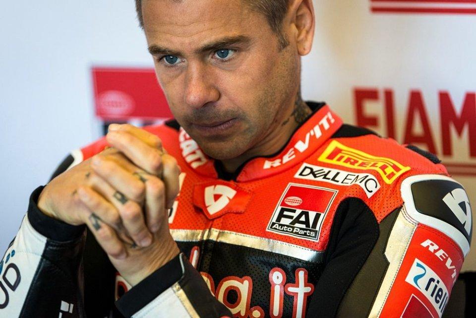 SBK: Test segreti ad Aragon per Honda con Bautista e Haslam