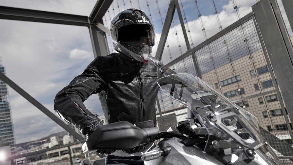 Moto - News: Shark Evojet, il modulare urban pronto a tutto