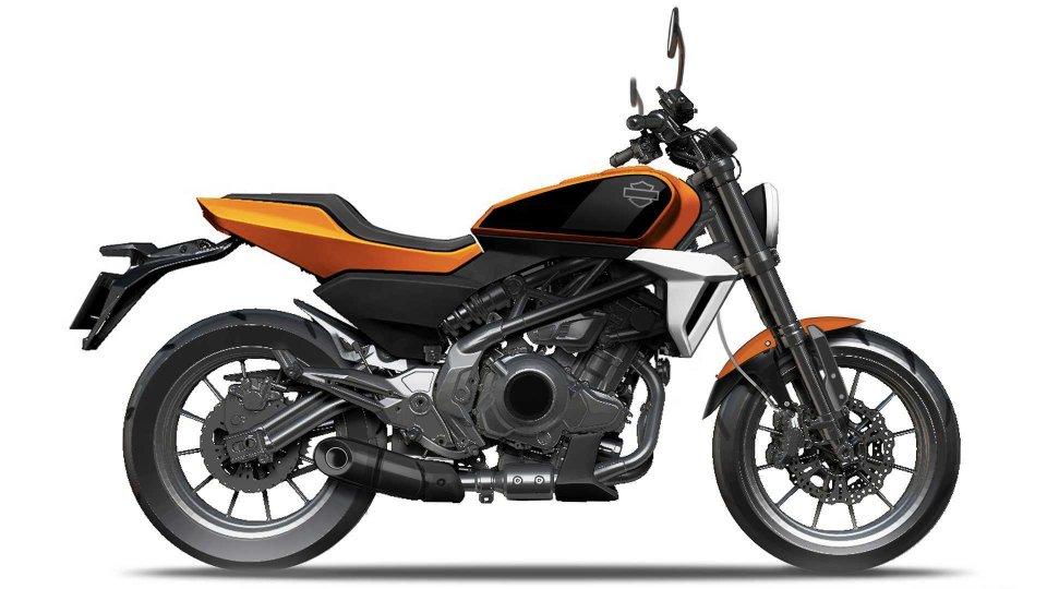 """Moto - News: Harley-Davidson inizia la produzione di una """"piccola"""" per l'Asia"""