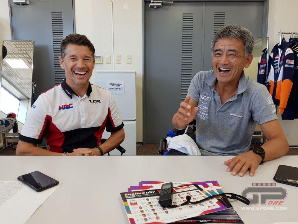 MotoGP: Cecchinello e Fujii: all'interno di mondi diversi, MotoGP e Endurance
