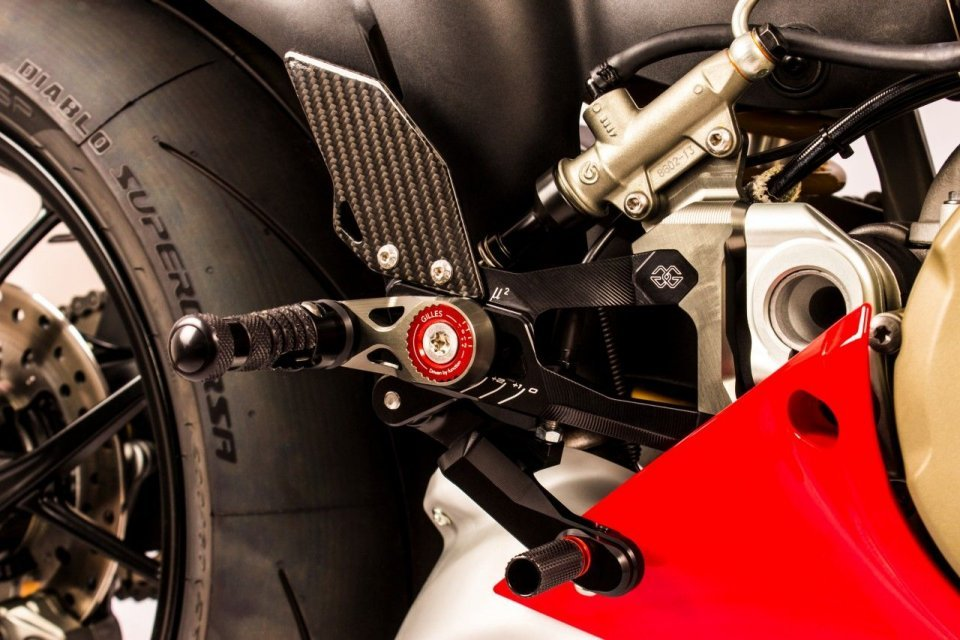 Moto - News: Gilles Tooling per Ducati Panigale V4: SBK a tutto tuning