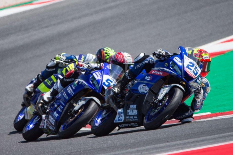 SBK: Cresce il progetto bLU cRU Yamaha: pronto un team in SSP per il 2020