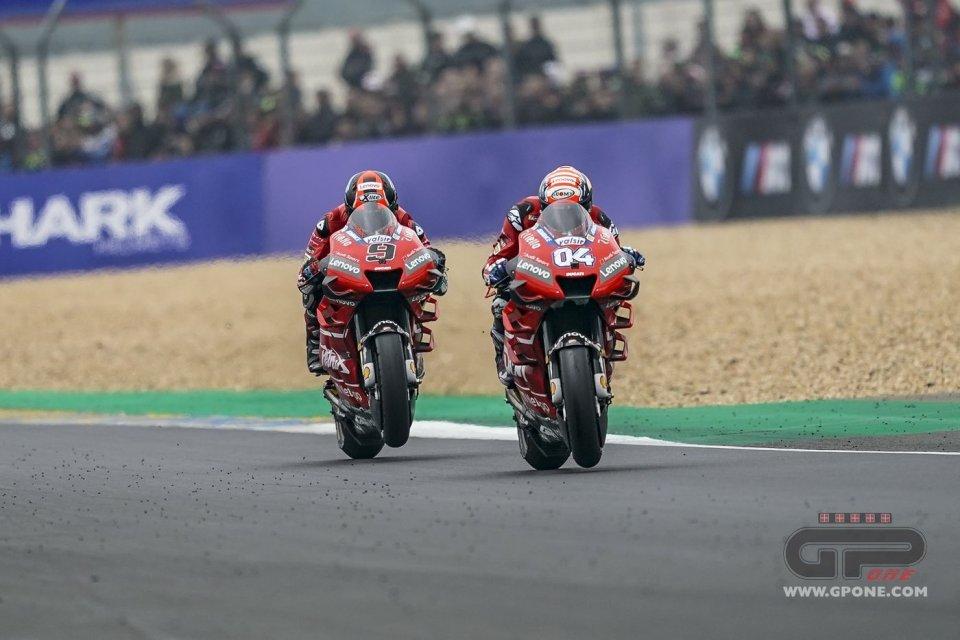 Ducati nervosa, ma in MotoGP chi si lamenta ha già perso