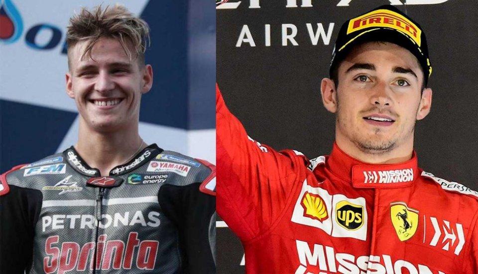 Quartararo come Leclerc: firmare subito con Yamaha o attendere Ducati?