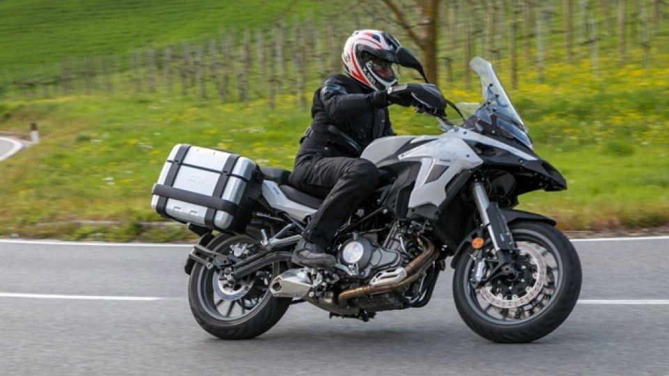 Moto - News: Benelli 2020: arrivano TRK 800, una nuova vintage e la sportiva 600RR