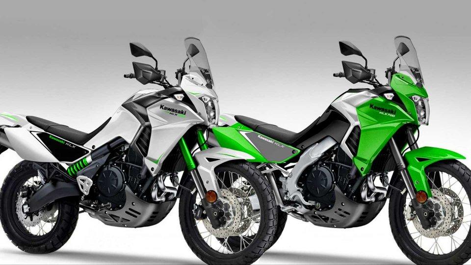 Moto - News: Kawasaki KLX 700, la prossima adventure di Akashi?
