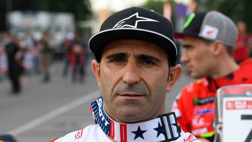 Moto - News: Tragedia alla Dakar: muore Paulo Goncalves