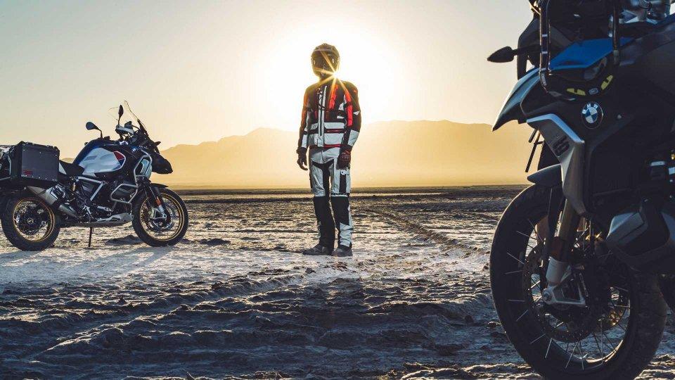Moto - News: Spidi Allroad, il completo touring a 3 strati