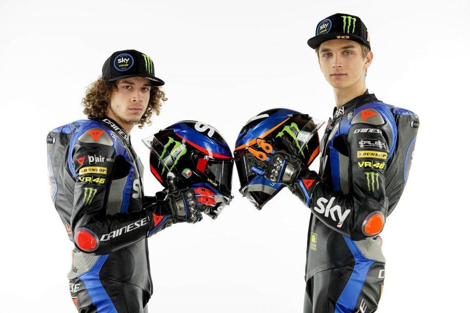"""Moto2: Bezzecchi: """"Voglio sfogare la mia rabbia in pista"""""""