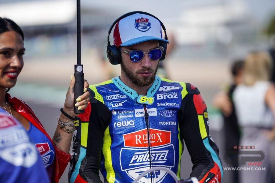 """Moto3: Kornfeil annuncia il ritiro: """"mi sento comunque un vincente"""""""
