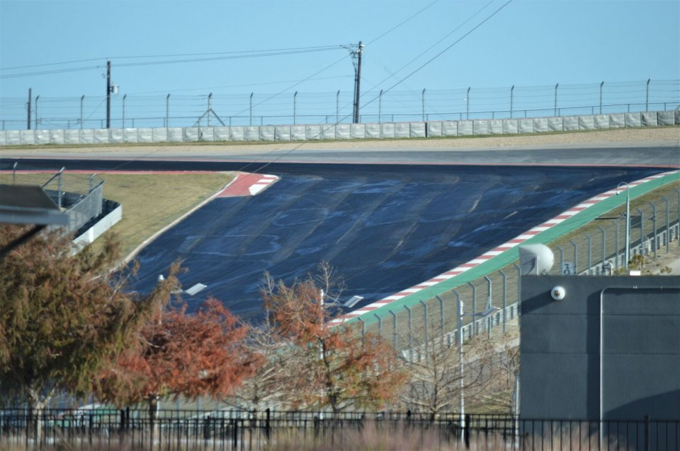 MotoGP: Work in progress in Austin: 40% of the track resurfaced