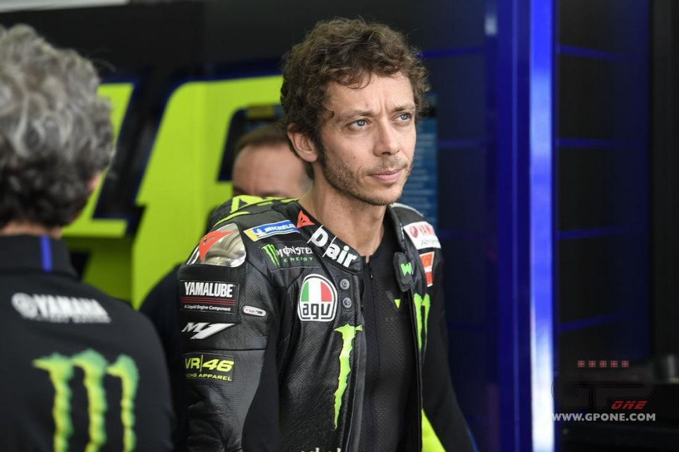 MotoGP: Rossi: You have to be competitive to continue, otherwise, you shouldn't.