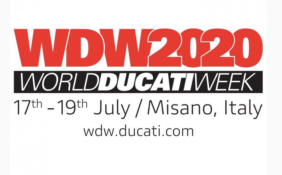 MotoGP: Ducati strikes back! ecco le date del World Ducati Week 2020