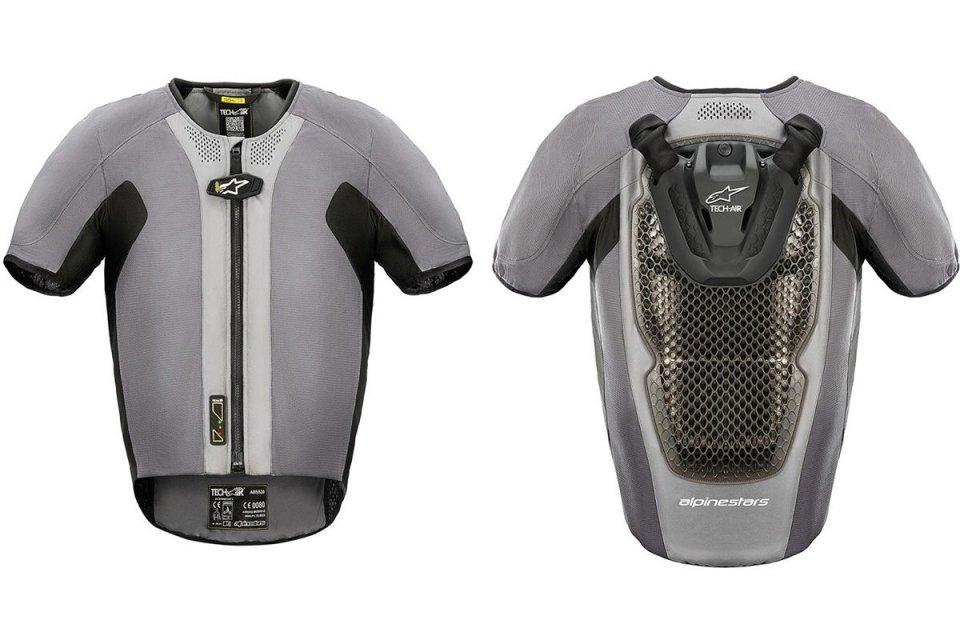 Moto - News: Alpinestars presenta il Tech-Air 5, l'Airbag autonomo e connesso