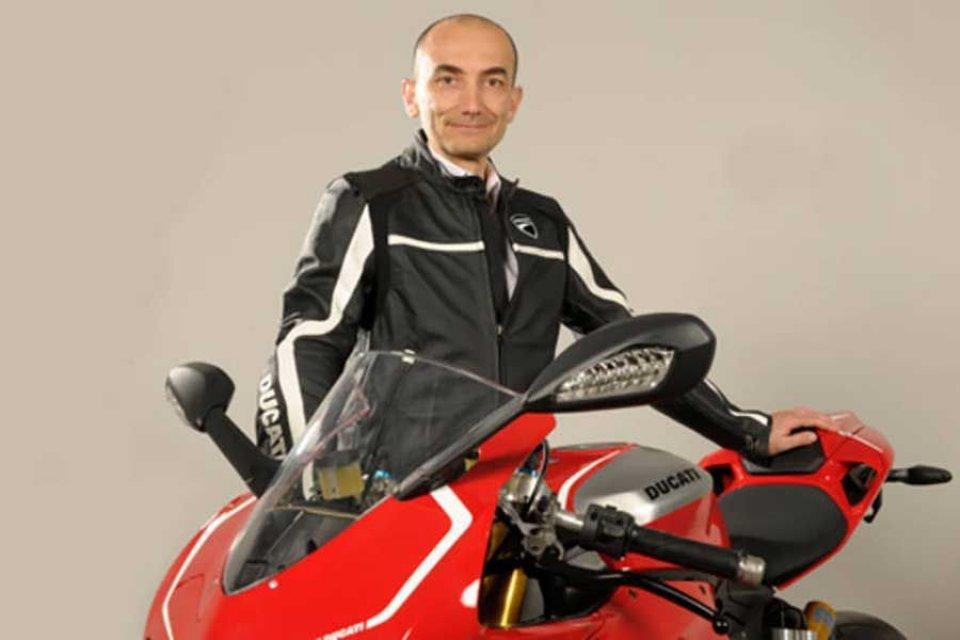 Moto - News: Claudio Domenicali celebra 53,183 Ducati vendute nel mondo: +0.3%