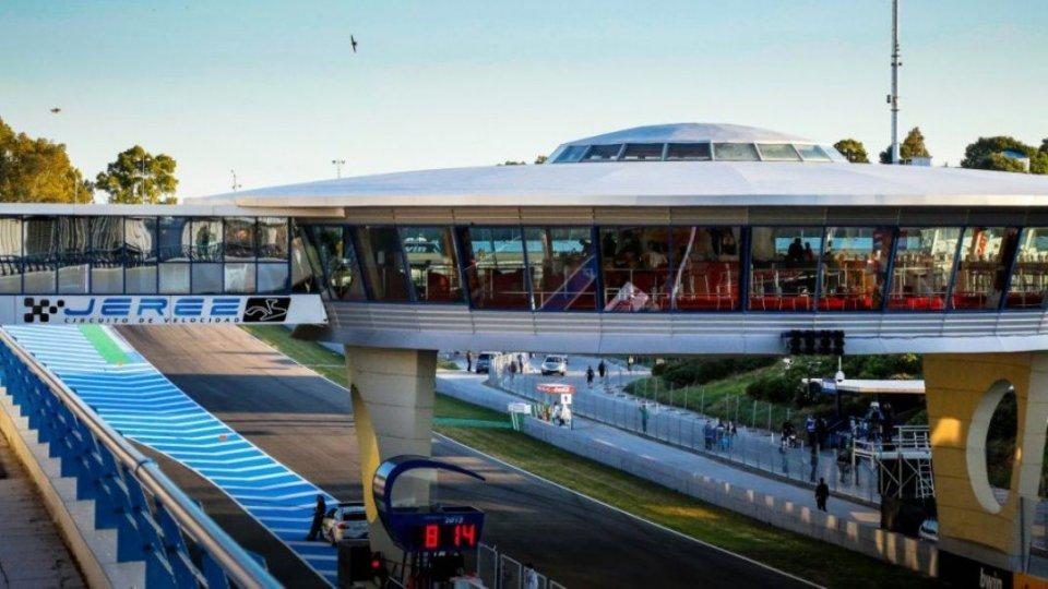 SBK: Jerez: il rischio pioggia tiene sotto scacco squadre e piloti