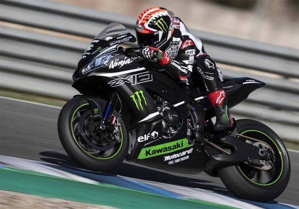 """SBK: Rea lancia la sfida: """"a Jerez per gli ultimi ritocchi alla Kawasaki"""""""