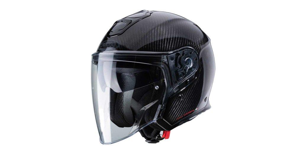 Moto - News: Caberg Flyon, nuovo casco jet per la città e il mototurismo