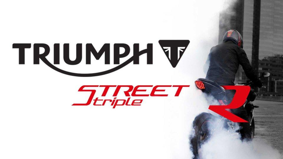 Moto - News: Triumph Street Triple R, le prime indiscrezioni