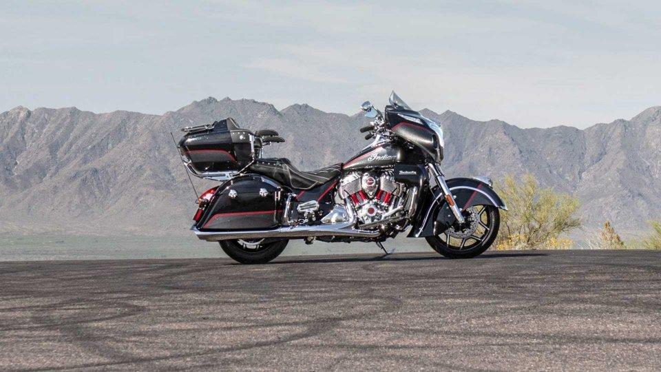 Moto - News: Indian Roadmaster Elite 2020, custom-tourer extra-lusso