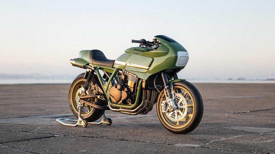 Moto - News: Kawasaki ZRX1200R By deBolex, la maxi si fa bella