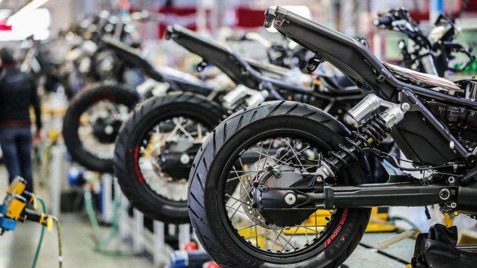 Moto - News: Piaggio: il bilancio 2019 a +9,5%. Guzzi V85 TT fa volare il fatturato