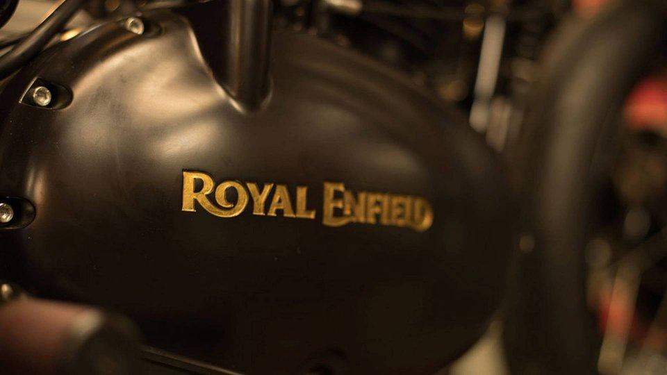 Moto - News: Royal Enfield, depositati due nomi: Flying Flea e Roadster