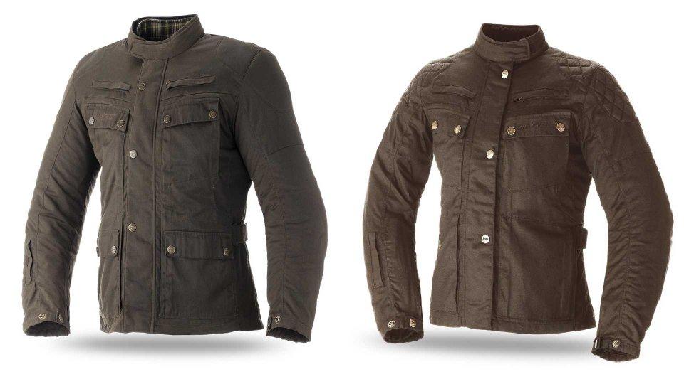 Moto - News: Seventy Degrees JC-57 Urban, la giacca British-Style