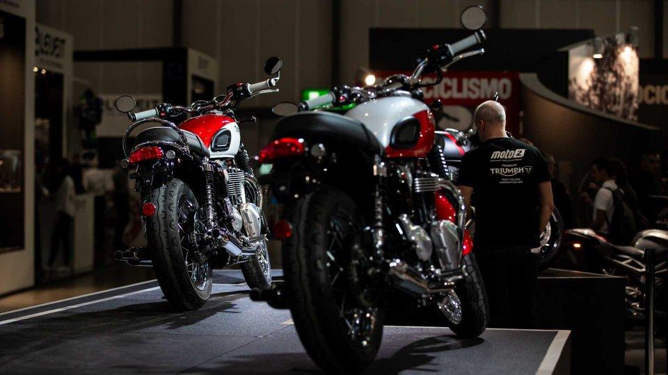 Moto - News: Triumph presenta i nuovi programmi di garanzia sull'usato