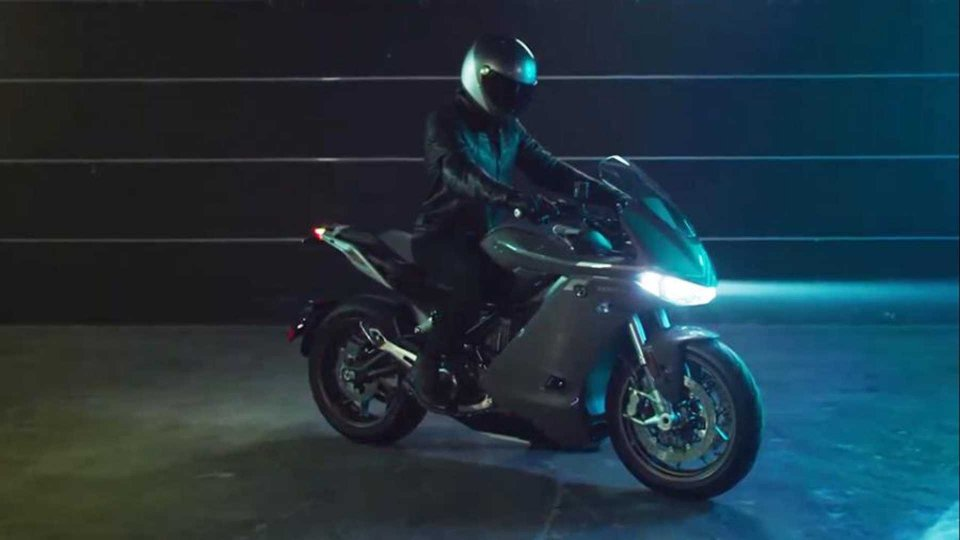Moto - News: Zero SR/S, arrivano le prime immagini della sportiva elettrica