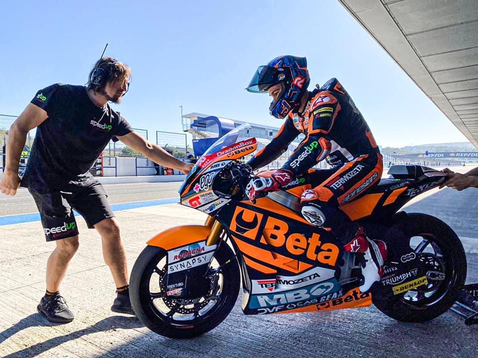 Moto2: TEST JEREZ - Navarro e Garcia iniziano l'anno davanti a tutti