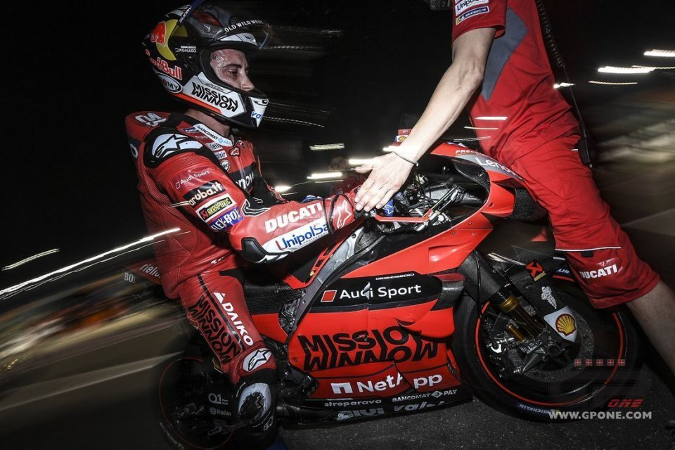 """MotoGP: Dovizioso: """"I would have signed up to finish the winter tests so well"""""""