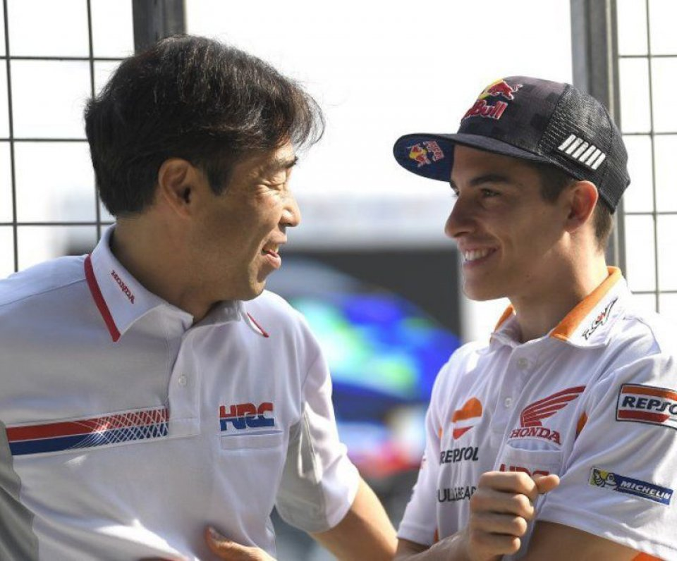 """MotoGP: Kuwata: """"Honda not a slave to Marquez. Renewal never in doubt"""""""