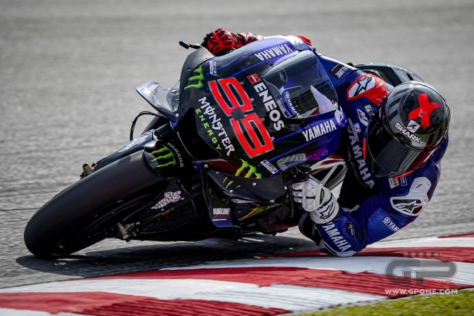 """MotoGP: Lorenzo: """"A wild card? Only if I can finish in the top 5"""""""