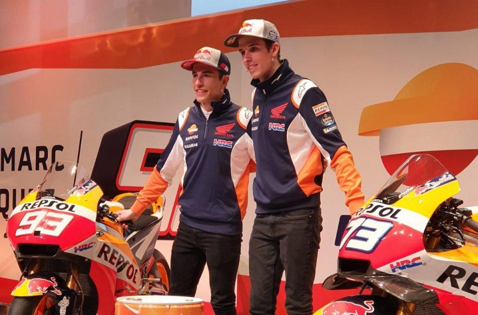 """MotoGP: Marc Marquez: """"Abbiamo ritrovato la strada: correrò con la Honda 2020"""""""