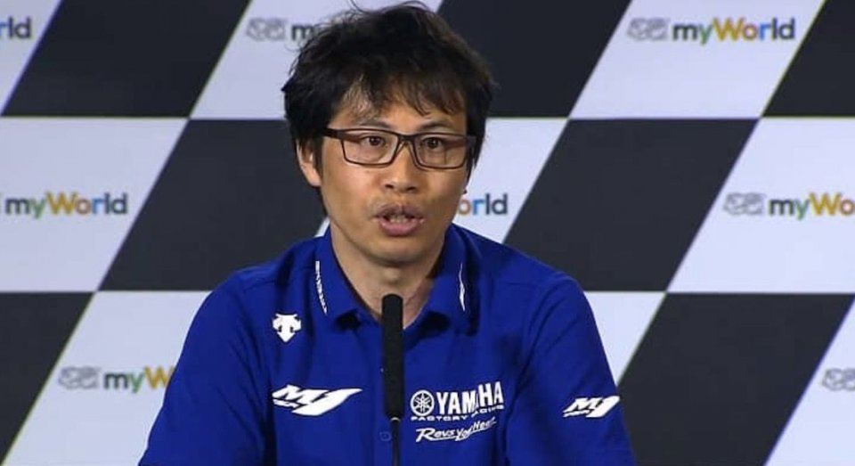 "MotoGP: Sumi, Yamaha: ""Rossi e Vinales? Richieste diverse, risultati simili"""