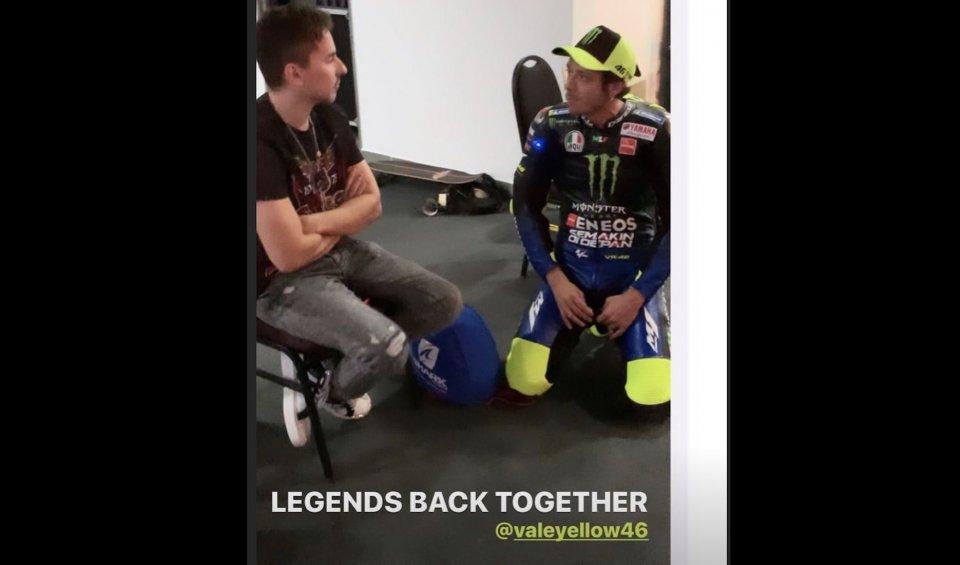 MotoGP: Rossi e Lorenzo di nuovo insieme: sarà il futuro team Petronas?