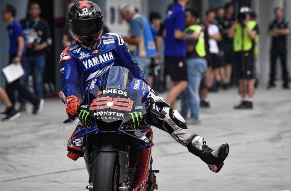 """MotoGP: Lorenzo """"Ducati e Honda? Una vita senza errori è impossibile"""""""