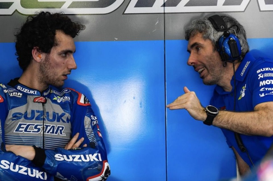 """MotoGP: Rins: """"I don't know if there is anyone with the consistency to beat Marquez"""""""